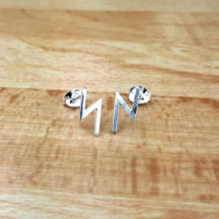 Rune earrings - s