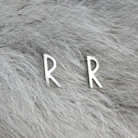 Rune Earrings R