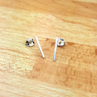 Rune earrings - i,e,y,j