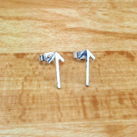 Rune earrings - t,d