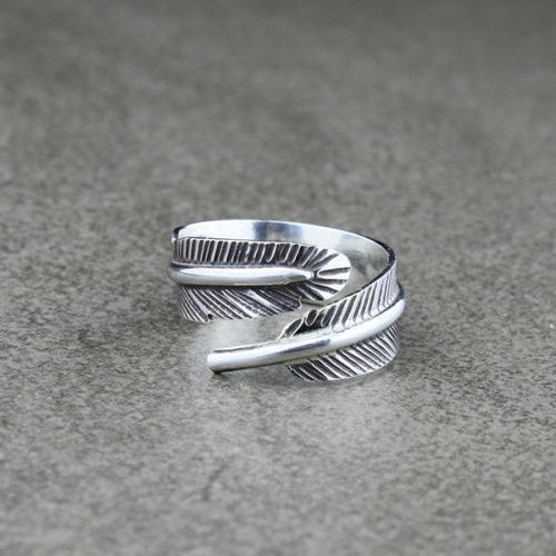 Hugin adjustable feather rings