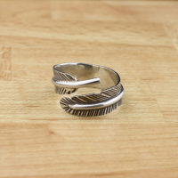 Hugin adjustable feather ring
