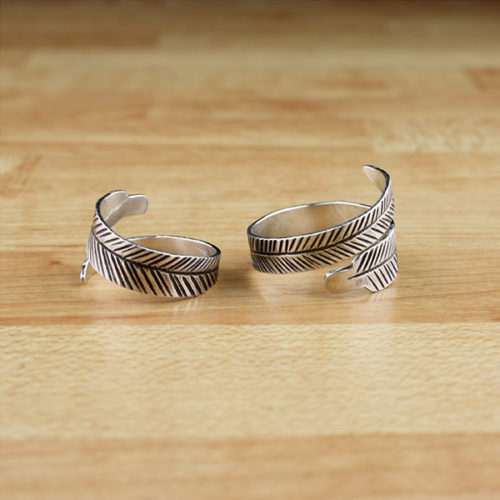 munin feather rings
